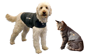 Kamizelka przeciwlękowa dla psa i kota
